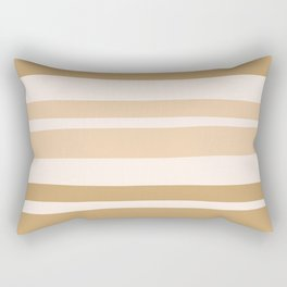 open road – peach Rectangular Pillow