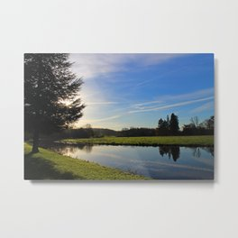 Lazy Afternoons Metal Print
