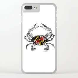 Ol' MD Clear iPhone Case