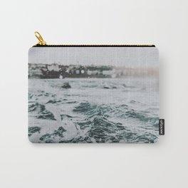 summer waves ii / bondi beach, australia Carry-All Pouch