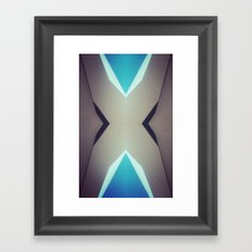 sym5 Framed Art Print