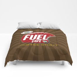 Fuel Cafe Comforters