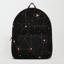 celestial pattern design Backpack