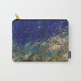 peninsula blue, monterey Carry-All Pouch