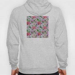 Vintage Floral Pattern No. 9 Hoody