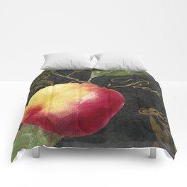 Melange Peach Comforters