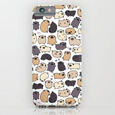 Pug Life Doodle Slim Case iPhone 6s