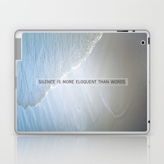 Eloquence Laptop & iPad Skin