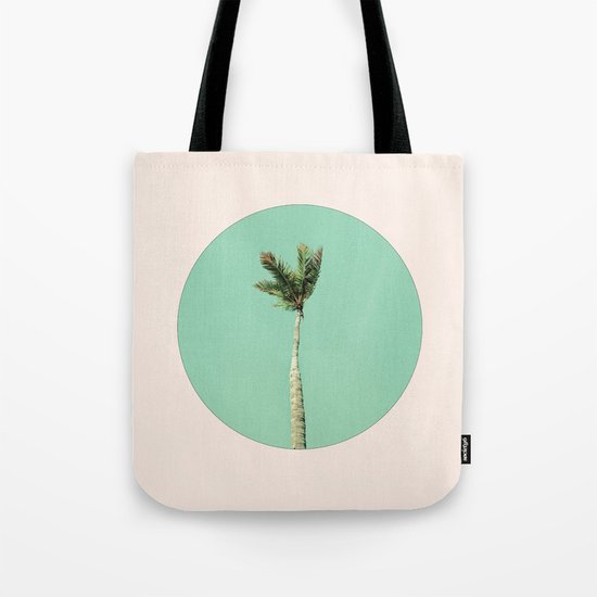 The Palm Life Tote Bag