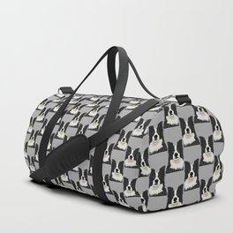 Beautiful Border Collie Duffle Bag