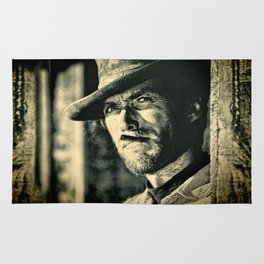 Clint Eastwood - The Good, the Bad and the Ugly Rug