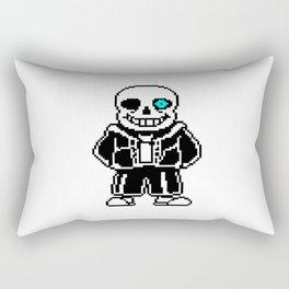 sans 32bit Rectangular Pillow