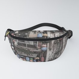 Fishing Shack Fanny Pack