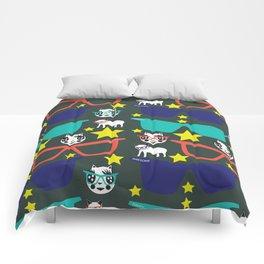 EYE FASHIONISTA CATS Comforters