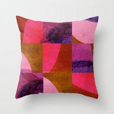 Betania Gold Throw Pillow