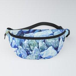 Blue Rocks Fanny Pack