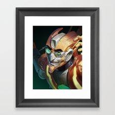 Bad Blood - pt1 Framed Art Print