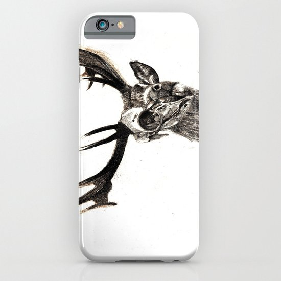 Life and Death iPhone & iPod Case