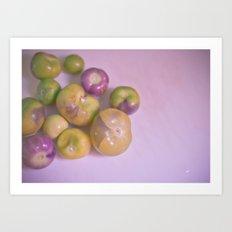 Tomatillo Art Print
