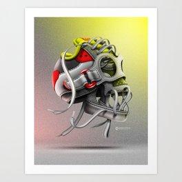 We Love Kicks Art Print