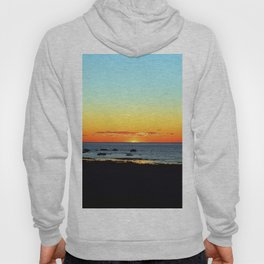 Traditional Seaside Sunset Hoody