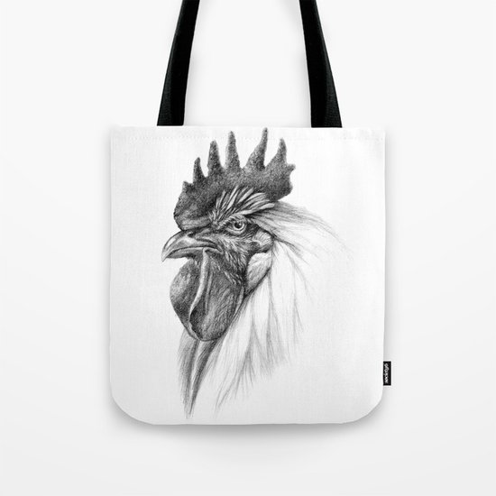 The Rooster SK065 Tote Bag