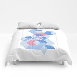 Ancient Greece Brutalism Comforters