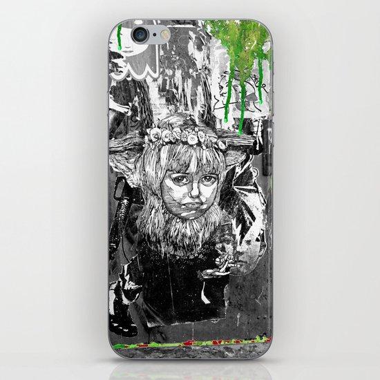 Lock n Key iPhone & iPod Skin