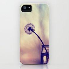 dandelion Slim Case iPhone (5, 5s)