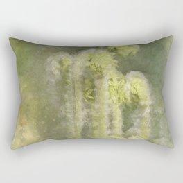 Fiddle Head Rectangular Pillow