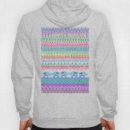 Tiny Circus Elephants Hoody