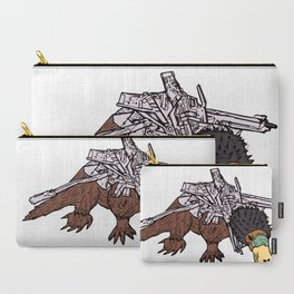 Battle Platypus Carry-All Pouch