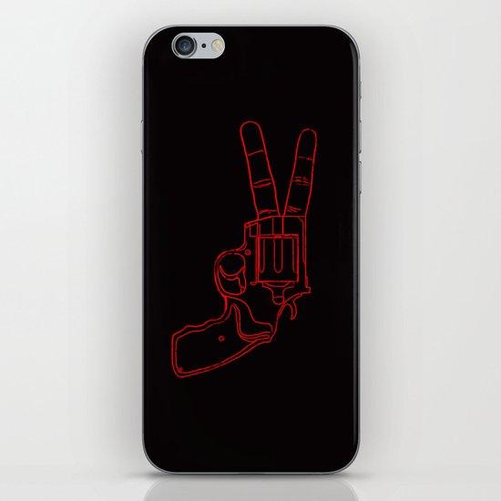 Peace Bang iPhone & iPod Skin
