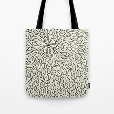 Pearlised Drops - Ivory Tote Bag