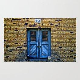 Blue Door 64 Rug