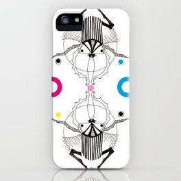Jugglers iPhone Case