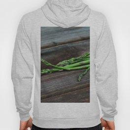 Macro Asparagus Hoody