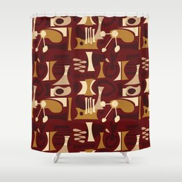 Mauna Loa Shower Curtain