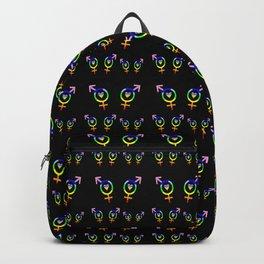 Symbol of Transgender 51 Backpack