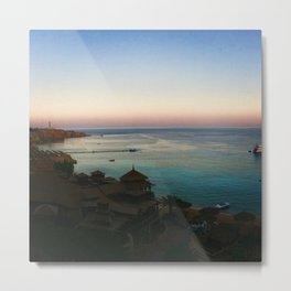 Egyptian Sunset  Metal Print