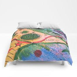 Doodleing Comforters