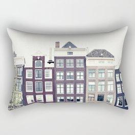 Amsterdam House Rectangular Pillow