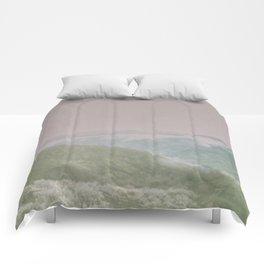 Chromatic Canyon Comforters