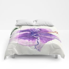 Dangling Comforters
