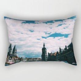 Tournai, Belgium Rectangular Pillow
