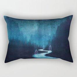 Ghost Town Rectangular Pillow