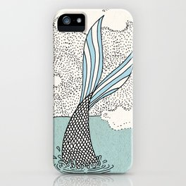 The search of love iPhone Case