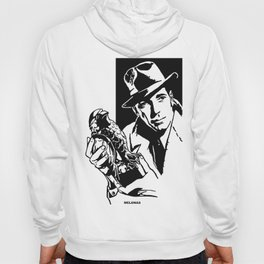 The Maltese Falcon by Peter Melonas Hoody