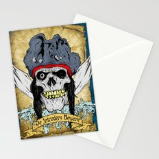 One-Eyed Willy Stationery Cards