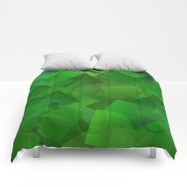 Cubed grass ... Comforters